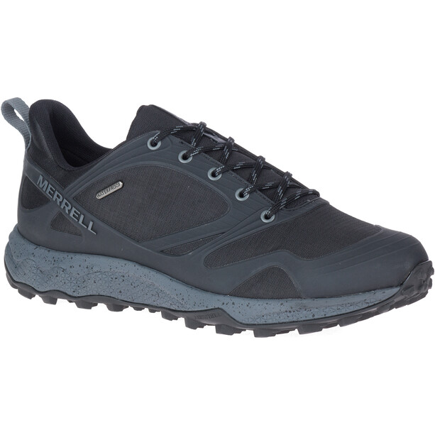 Merrell Altalight Waterproof Schuhe Herren black/rock