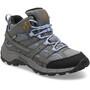 Merrell Moab 2 Mid Waterproof Chaussures Enfant, grey/periwinkle