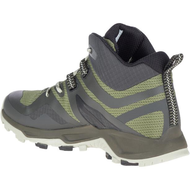 Merrell MQM Flex 2 Mid GTX Schuhe Herren lichen