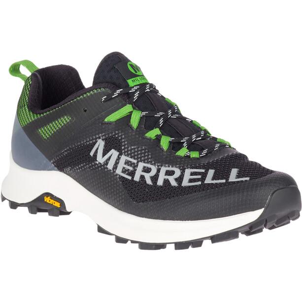 Merrell MTL Long Sky Schuhe Herren black/lime