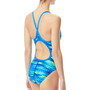 TYR Castaway Diamondfit Swimsuit Women blå