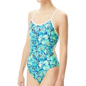 TYR Malibu Trinityfit Badeanzug Damen turquoise turquoise