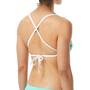 TYR Malibu Haut de maillot de bain à nouer Femme, turquoise