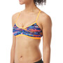 TYR Kiowa Trinity Bikini Top Damen orange/multi