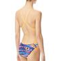 TYR Kiowa Mojave Cutoutfit Swimsuit Women violett/flerfärgad
