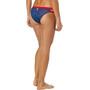 TYR Sandblasted Cove Bikini Bottom Dam blå/röd