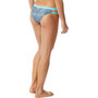 TYR Sandblasted Cove Bikinihousut Naiset, harmaa/turkoosi