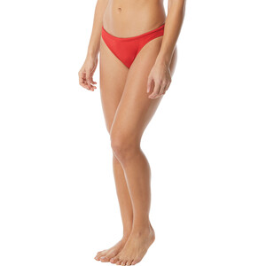 TYR Solid Classic Bikinihose Damen red red