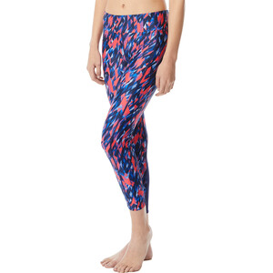 TYR Polar ¾ Kalani Tights Damen navy/red navy/red