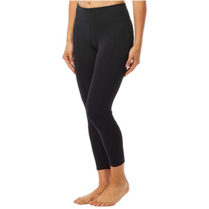TYR Solid Kalani ¾ Kalani Tights Damen black black