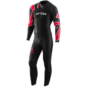 ORCA TRN Thermo Langarm Wetsuit Herren black black