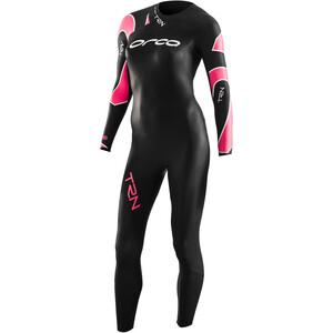ORCA TRN Thermo Langarm Wetsuit Damen black black
