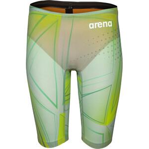 arena R-EVO ONE Jammer LTD Edition 2019 Jungen green glass green glass
