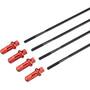 Fulcrum Speichenkit Vorderrad 4 Stück für Racing 5 LG CX Drahtreifen