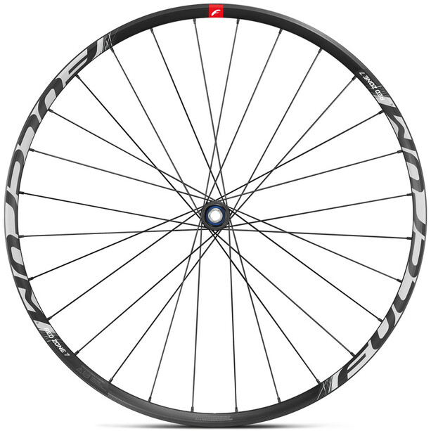 """Fulcrum Red Zone 7 Laufradsatz MTB 27.5"""" HG 8-11-fach Disc CL Drahtreifen TLR black"""