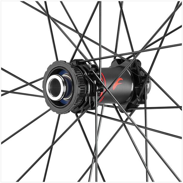 "Fulcrum Red Zone 5 Wheelset MTB 27.5"" HG 8-11-speed Disc CL Clincher TLR Boost svart"