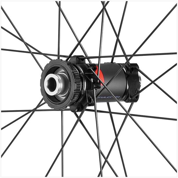 """Fulcrum Racing 4 DB Jeu de roues route 28"""" CA 9-12 vitesses disque CL Clincher TLR, black"""