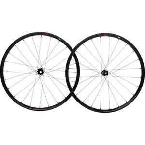 """Fulcrum Rapid Red 5 DB Wheelset Gravel 27.5"""" XDR 11/12-speed Disc CL Clincher TLR svart svart"""