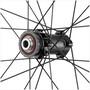 """Fulcrum Wind 55 DB Laufradsatz Road 28"""" HG 8-11-fach Disc CL Drahtreifen TL black"""