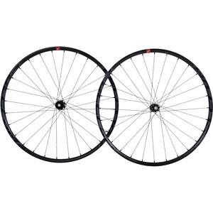 """Fulcrum Red Zone 5 Hjulsæt MTB 29"""" 11/12-speed Disc CL Clincher TLR, sort sort"""