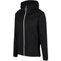 Zone3 Veste Softshell Homme, stealth black