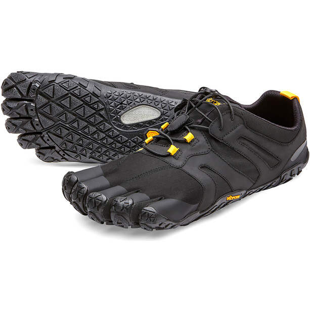 FiveFingers V-Trail 2.0 Shoes Women black/yellow