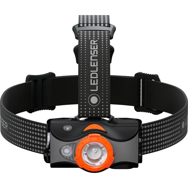 Led Lenser MH7 Headlight black/orange