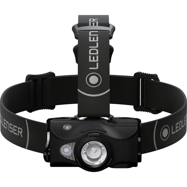 Led Lenser MH8 Stirnlampe black