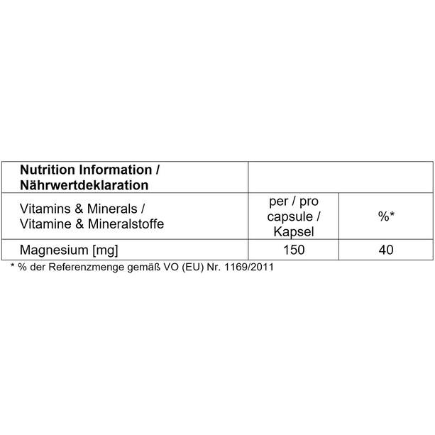 Xenofit Magnesium Pure Kapseln 61,2g neutral