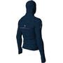 Compressport 3D Thermo Seamless Zip Hoodie Mont Blanc 2020 Herren blue