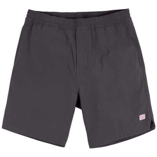 Topo Designs Global Shorts Herren charcoal