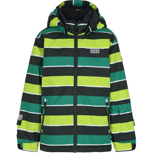 LEGO wear Lwjoshua 717 Jacke Kinder dark green dark green