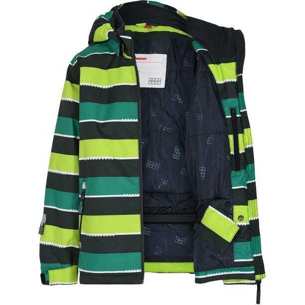 LEGO wear Lwjoshua 717 Jacke Kinder dark green