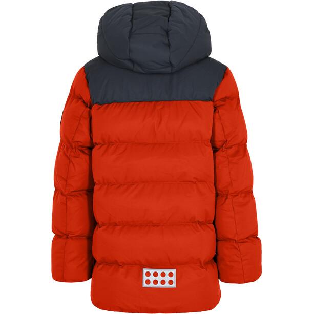 LEGO wear Lwjoshua 709 Jacke Kinder red