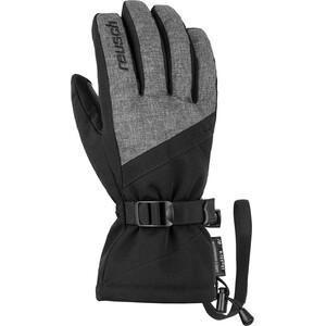 Reusch Outset R-TEX XT Handschuhe black/black melange black/black melange