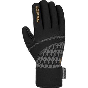 Reusch Re:Knit Victoria R-TEX XT Handschuhe Damen black/gold black/gold