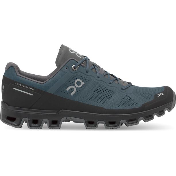 On Cloudventure Shoes Men shadow/rock