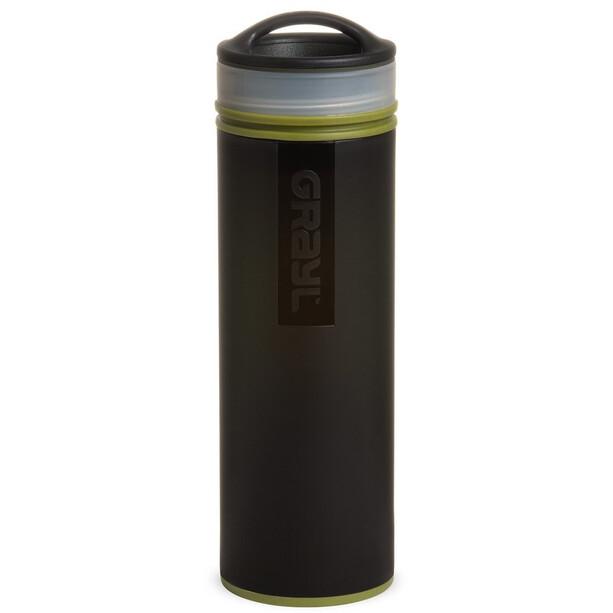 Grayl Ultralight Compact Wasserfilter schwarz