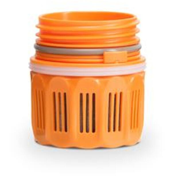 Grayl Ultralight Compact Ersatzkartusche orange