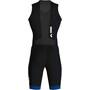 arena Tri Suit ST 2.0 Front Zip Badeanzug Herren black/royal