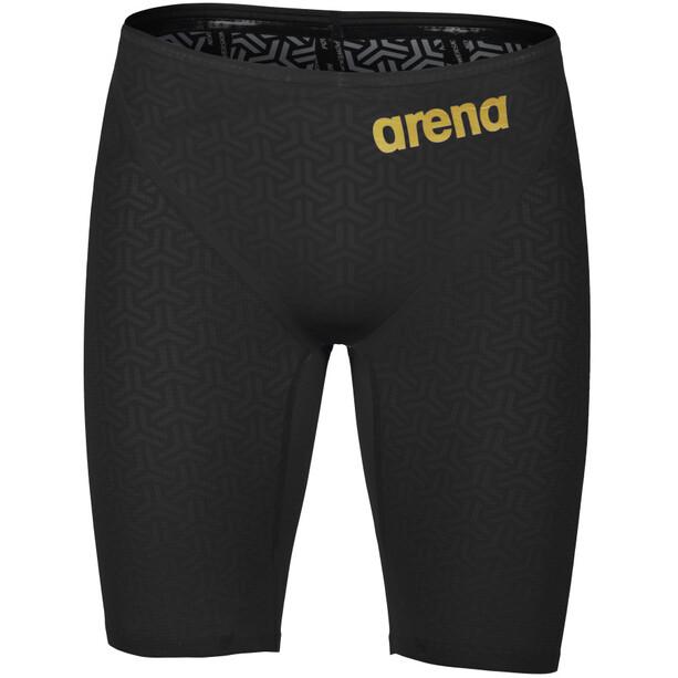 arena Powerskin Carbon Glide Jammer Herren black/gold
