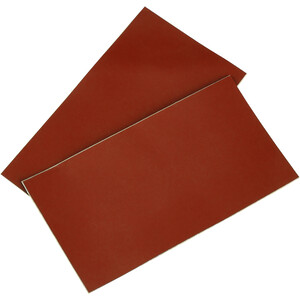CAMPZ PVC Repair Patches 2 pcs. red red