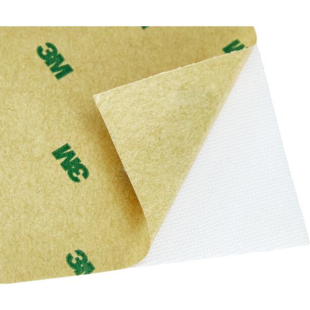 CAMPZ Pièces de réparation PVC 2 pièces, blanc
