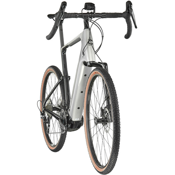 Cannondale Topstone Neo Carbon 3 Lefty grey