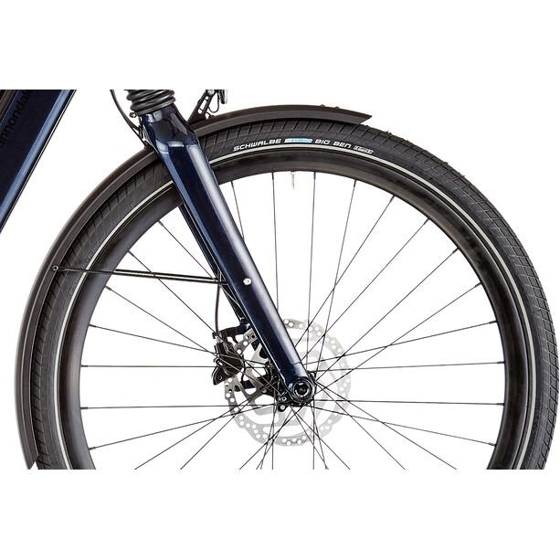 Cannondale 700 Mavaro Neo 4, bleu