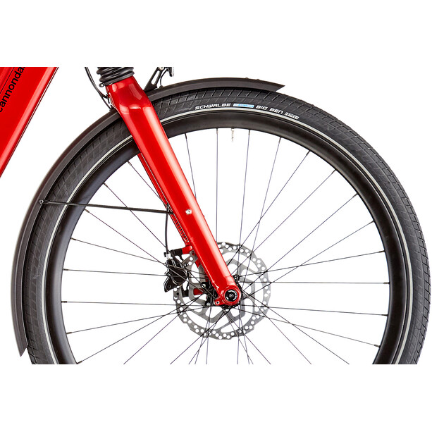 Cannondale 700 Mavaro Neo 5 candy red