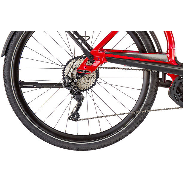 Cannondale Mavaro Neo 5+ candy red