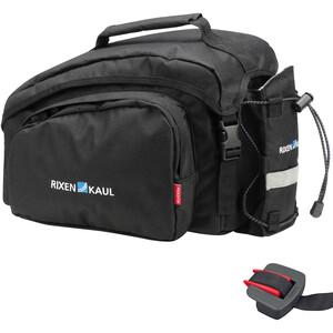 KlickFix Rackpack 1 Draagbare Fietstas, zwart zwart
