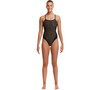 Funkita Single Strap One Piece Swimsuit Women leather skin