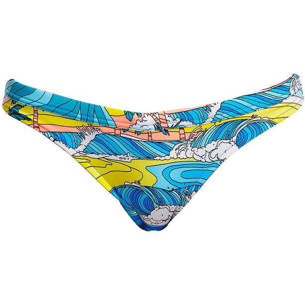 Funkita Plus Hipster Bikini Slip Damen bunt